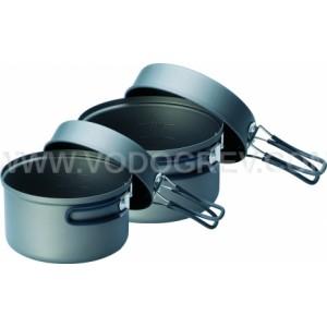 Набор посуды с горелкой Kovea KSK-SOLO3 Solo-3