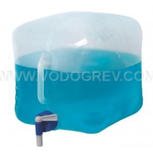 Канистра для воды 10 л. Kovea KWB-1301 Foldable Water Box 10L