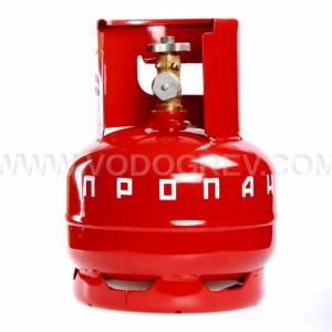 Газовый баллон 5 л. RPGB5 Type gas 5 l.
