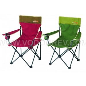 Кресло складное туристическое KJ8FN0205 HIGH BACK CHAIR