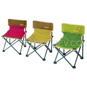 Кресло складное туристическое KL8CH0105 PORTABLE PLUS CHAIR