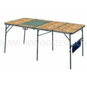 Туристический складной стол KN8FN0111 TITAN SLIM 4 FOLDING BBQ TABLE