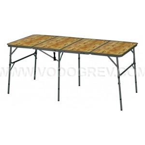 Туристический складной стол KN8FN0109 TITAN SLIM 4 FOLDING TABLE