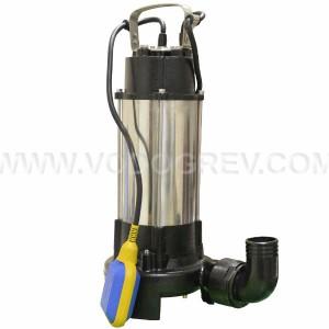 Фекальный насос  Vodotok V1500DF с измельчителем