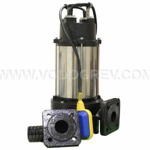 Фекальный насос  Vodotok WQ1800DF с измельчителем