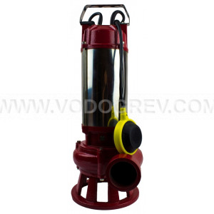 Фекальный насос Vodotok НСФ-1500 с измельчителем