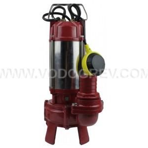 Фекальный насос Vodotok НСП-1100 с измельчителем