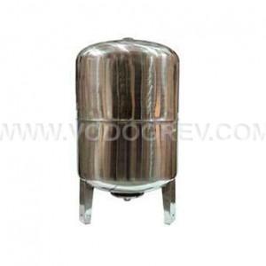 Гидроаккумулятор UNIPRESS вертикальный 80 л. нержавеющая  сталь
