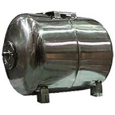 Гидроаккумулятор UNIPRESS горизонтальный 80 л. нержавеющая  сталь