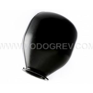 Мембрана для гидроаккумуляторов 50л (черная) ИТАЛИЯ 90мм
