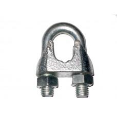 Зажим для троса 3мм (нержавеющая сталь)