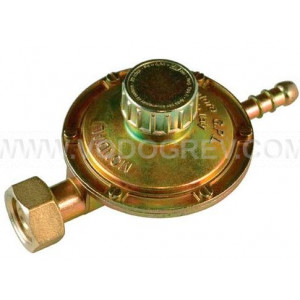 Редуктор газовый  для пропановых баллонов с регулировкой Mondial